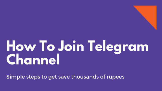 How To Join Telegram Channel