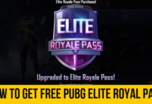 Free PUBG Elite Royal Pass