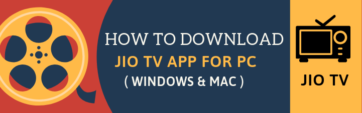 how to jio tv download for pc