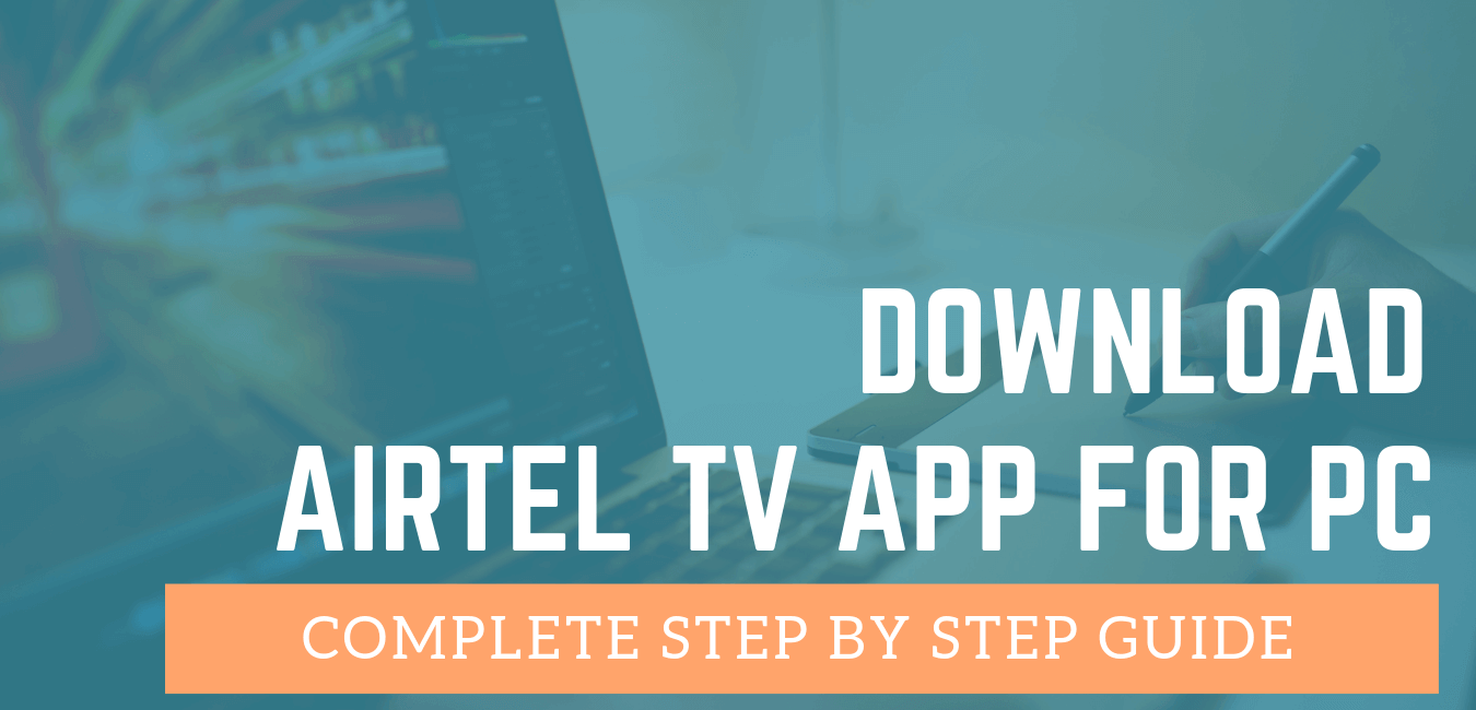 download airtel app for pc