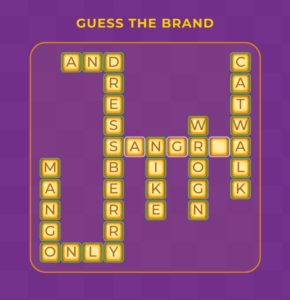 myntra crossword game answers